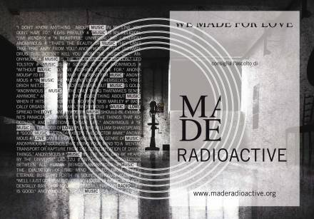 MADE-radioactive
